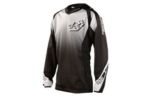 Royal Racing SP 247 Bike Jersey LS men white/black